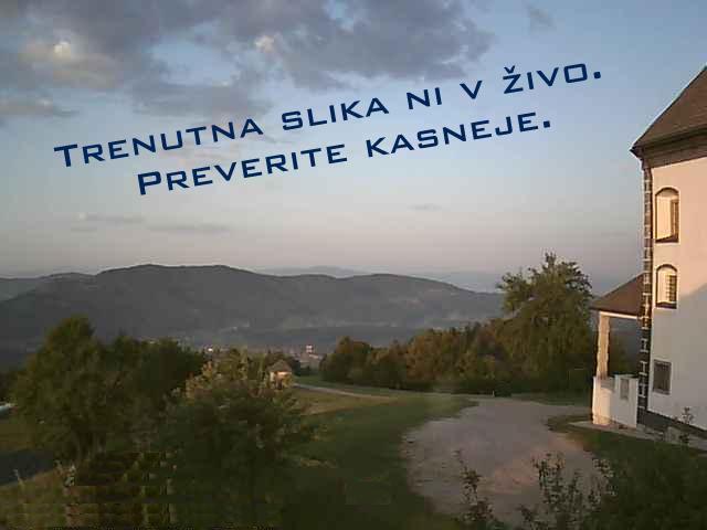 Spletna kamera Limbarska Gora